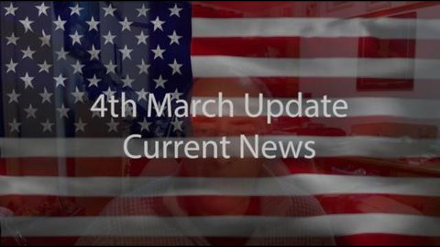 4th March Update Current News 4-3-2021