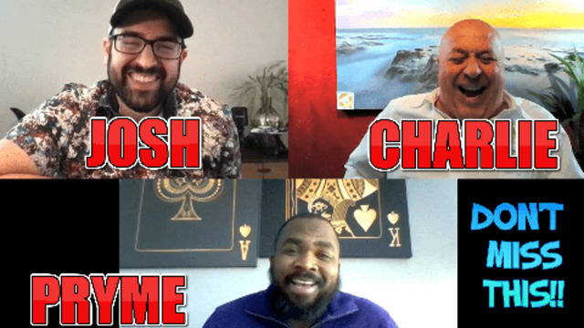 COME TO LIFE WITH PRYME MINISTER JOSH ZWAGIL & CHARLIE WARD 6-3-2021
