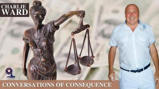 CONVERSATIONS OF CONSEQUENCES WITH JOHN MICHAEL CHAMBERS & CHARLIE WARD 26-3-2021