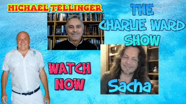 Connect & unite with Sacha Stone Michael Tellinger & Charlie Ward 11-3-2021