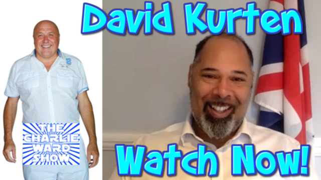 DAVID KURTEN RE LONDON MAYOR + CHARLIE WARD TALK POLITICS DO NOT MISS 3-3-2021