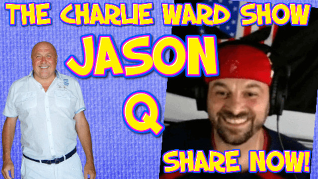 DIVINE INTERVENTION WITH JASON Q & CHARLIE WARD 19-3-2021