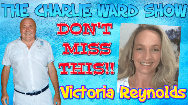 ESCAPING RELIGIOUS CULTS WITH VICTORIA REYNOLDS & CHARLIE WARD 18-3-2021