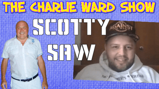 EXPOSURE IN PLAIN SITE WITH SCOTTY SAW & CHARLIE WARD 22-3-2021