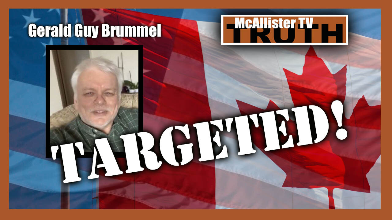 FROM A CANADIAN PRISON! Legal Update! The STORY behind the PERSECUTION Of Guy Brummel! 30-3-2021