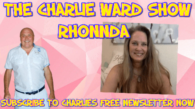 HEALING WITH STRETCHING WITH RHONNDA & CHARLIE WARD 26-3-2021