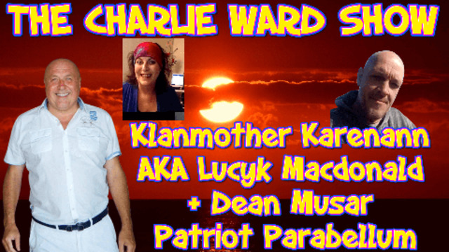 HOLISTIC APPROACH TO HEALTH AND WELLBEING WITH CHARLIE WARD DEAN MUSAR AND LUCYK MACDONALD 26-3-2021