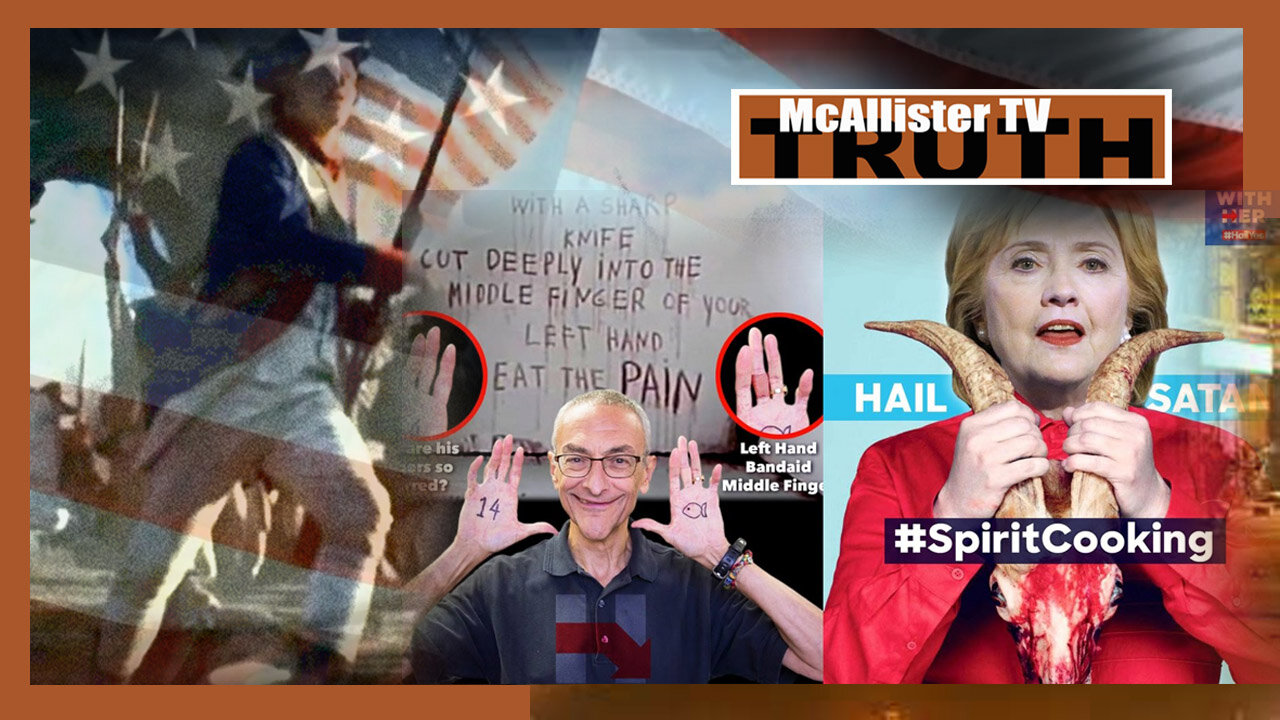 """""""STILL IN TORTURE CHAMBER"""" The Story of John Podesta's Birthday Party! 25-3-2021"""