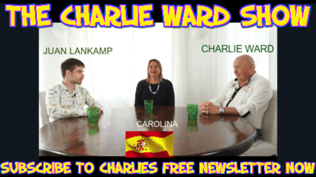 JUAN & CHARLIE CHAT ABOUT THE LATEST GOINGS ON OVER THE LAST FEW MONTHS 27-3-2021