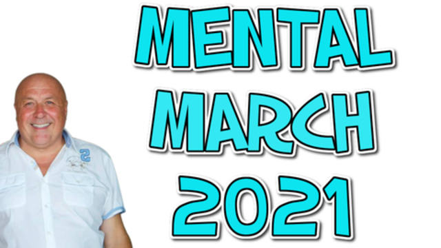 MENTAL MARCH 2021 WITH CHARLIE WARD 2-3-2021