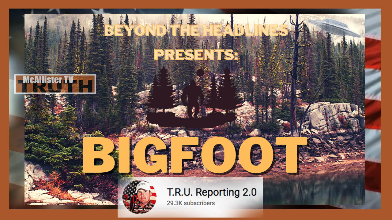 MORE On Hollywood's MELTDOWNS! Beyond The Headlines TONIGHT At 8pm ET! BIGFOOT! 29-3-2021