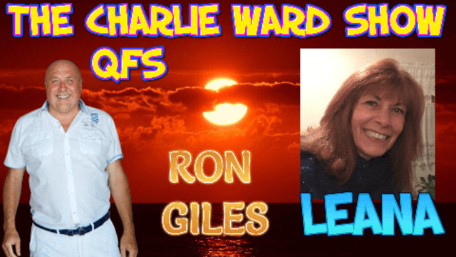QFS with Ron Giles, Leana, Charlie Ward, Leana joins Charlie this Wednesday on the Insiders Club 22-3-2021