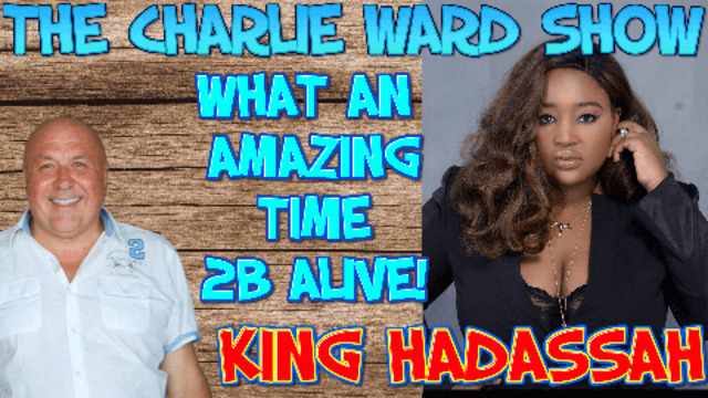 THE GREAT DIVIDE WITH KING HADASSAH OFFICIAL & CHARLIE WARD 13-3-2021