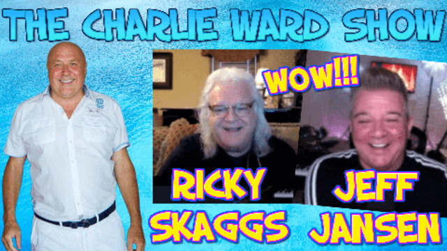 THE LEGENDARY RICKY SKAGGS JOINS JEFF & CHARLIE ON AN AMAZING ZOOM CALL 17-3-2021