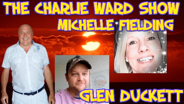 THE RV OF ZIM, DONG, DINAR EXCHANGE WITH MICHELLE FIELDING , GLEN DUCKETT & CHARLIE WARD 23-3-2021