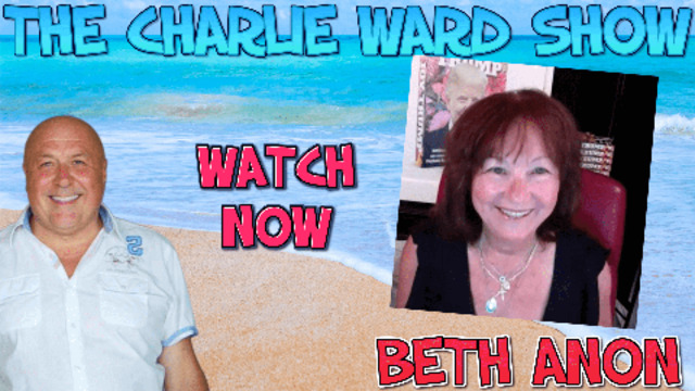 The depths of corruption with Beth Anon & Charlie Ward 2-3-2021