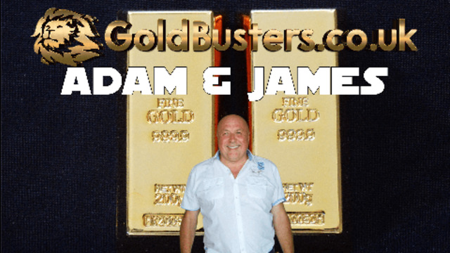 Thinking of buying Gold & Silver? Speak to Adam & James at Goldbusters link below… 5-3-2021