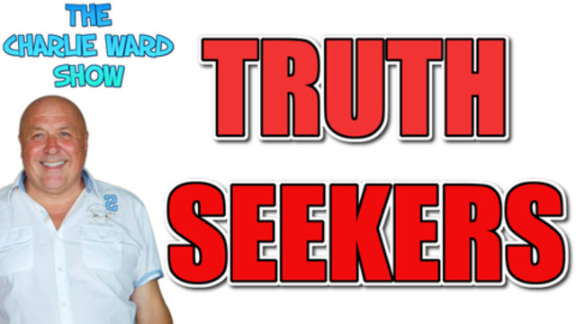 Truth Seekers sound of freedom with Charlie Ward 2-3-2021