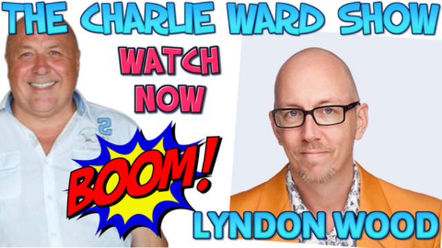WRITTEN IN PLAIN SIGHT WITH LYNDON WOOD & CHARLIE WARD 25-3-2021