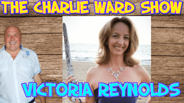 APPRECIATING THE LIGHT THROUGH DARKNESS WITH VICTORIA REYNOLDS & CHARLIE WARD 2-4-2021