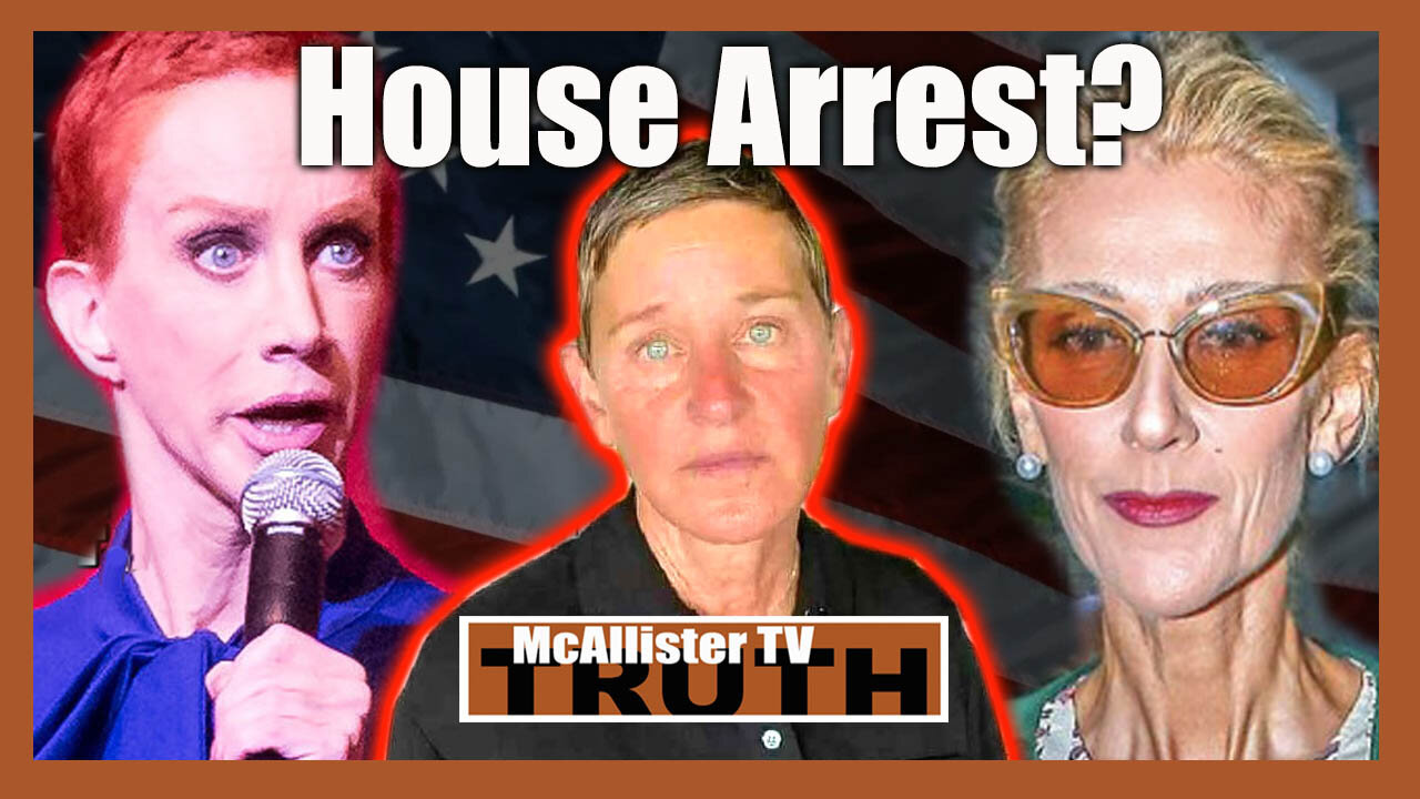 BREAKING Their FRANTIC Celebrity CODE! Were They All ON HOUSE ARREST? GRETA Shapeshifting Vid! 1-4-2021