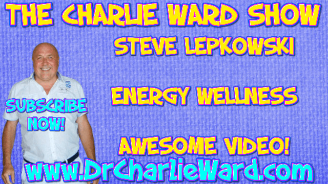 BRILLIANT VIDEO WITH STEVE LEPKOWSKI & CHARLIE WARD HOT LINKS AND CODE IN THE DESCRIPTION 31-3-2021