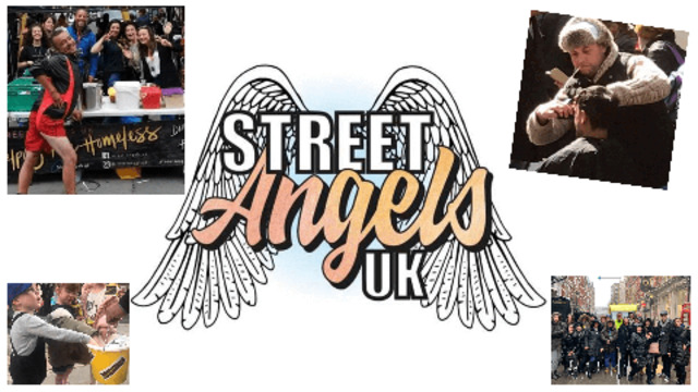 CHARLIE WARD SUPPORTS STREET ANGELS UK – HELPING THE HOMELESS , VULNERABLE FAMILIES & 12-4-2021
