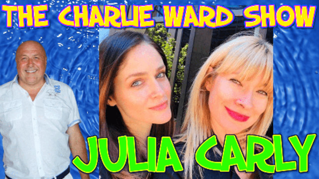 CHARLIE WARD TALKS 'THE TRUTH WILL ALWAYS BE THE TRUTH' WITH CARLY & JULIA 27-4-2021