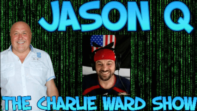 CONNECTING THE DOTS WITH JASON Q & CHARLIE WARD 9-4-2021