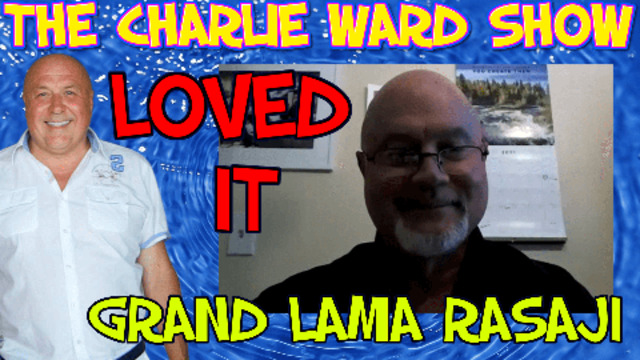 CULTIVIATING HEALTH & LONGEVITY WITH GRAND LAMA RASAJI & CHARLIE WARD 3-4-2021