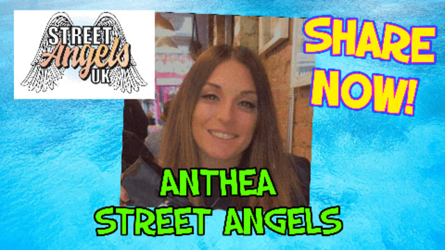 Charlie Ward talks to Anthea about Helping the Homeless and the Street Angels UK project! 29-4-2021