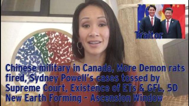Chinese military in Canada, Demon rats fired, Sydney Powell's cases tossed by Supreme Court, & more 13-12-2020