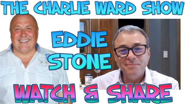 Eddie Stone & Charlie Ward discuss Super Green Juice & Organic CBD Oil PROMO OFFER IN DESCRIPTION 24-4-2021