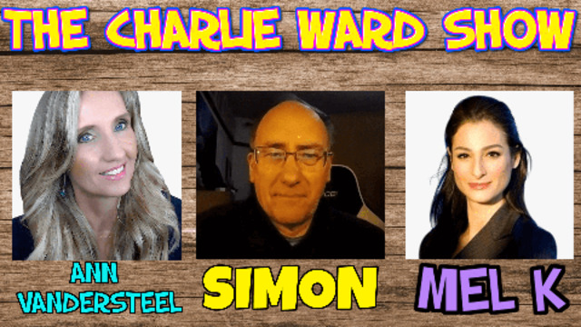 JOIN THE ROUND TABLE IN WHATS TO COME WITH ANN VANDERSTEEL , MEL K , SIMON PARKES & CHARLIE WARD 29-4-2021