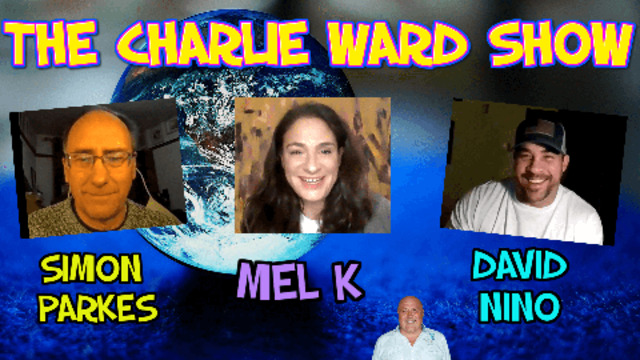 JOIN THE ROUND TABLE WITH MEL K, DAVID NINO RODREGUIZ , SIMON PARKES & CHARLIE WARD 22-4-2021