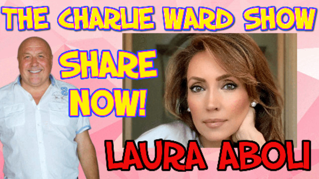 LAURA ABOLI INSPIRATIONAL MOVEMENT WITH CHARLIE WARD 15-4-2021