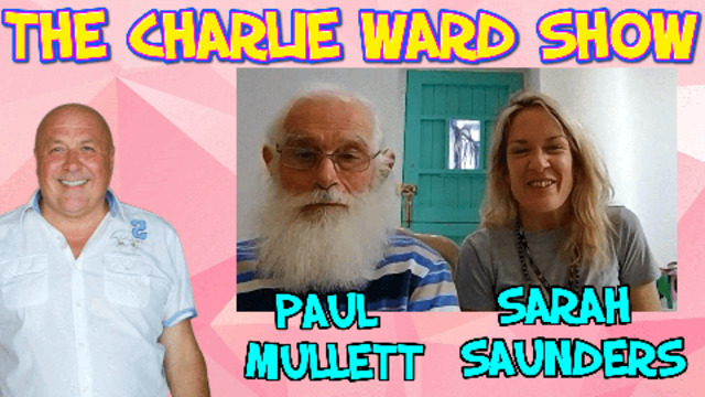 LEADING BY THE SPIRIT BY PAUL MULLET & SARAH SAUNDERS WITH CHARLIE WARD 6-4-2021