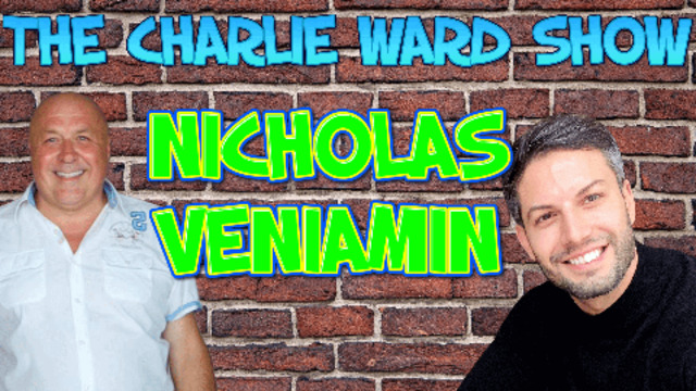 NICHOLAS VENIAMIN TALKS VACCINES, SHEEPLE PEOPLE & QFS WITH CHARLIE WARD 2-4-2021