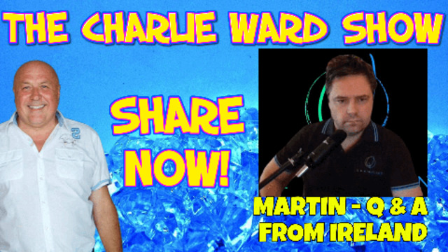 Q & A FROM IRELAND WITH MARTIN & CHARLIE WARD 8-4-2021