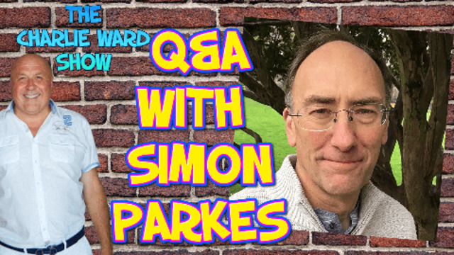 Q & A WITH SIMON PARKES & CHARLIE WARD 17-4-2021