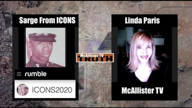 SARGE From ICONS! Part One…THE SATANIC TAKEOVER OF THE PLANET! 24-4-2021