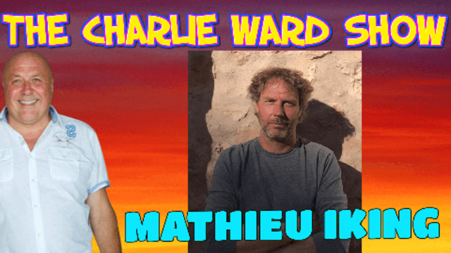 SOURCE HEALING WITH MATHIEU IKING & CHARLIE WARD 13-4-2021