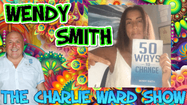 THE MUSHROOM EFFECT – KEPT IN THE DARK & FED LOADS OF BS WITH WENDY SMITH & CHARLIE WARD 12-4-2021