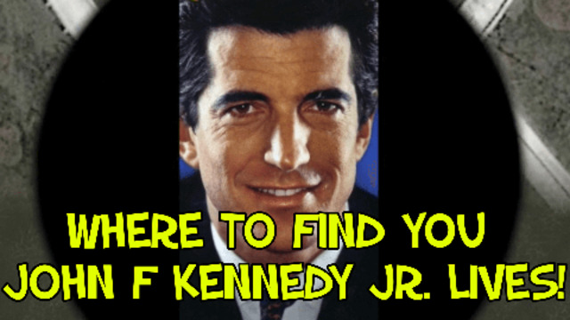 'Where To Find You' – John Kennedy Jr. Lives 27-4-2021