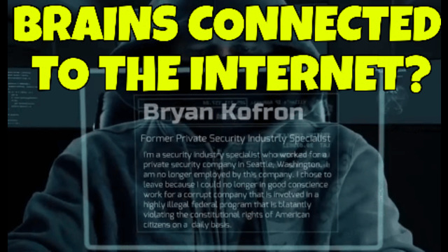 BRAINS CONNECTED TO THE INTERNET? 19-5-2021