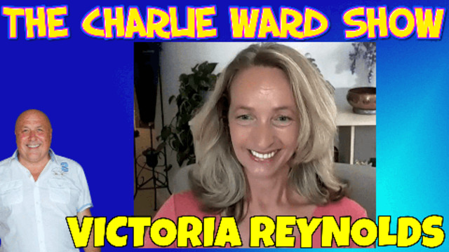 CHARLIE WARD TALKS WITH VICTORIA REYNOLDS 3-5-2021
