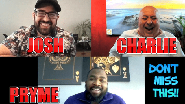 COME TO LIFE WITH PRYME MINISTER JOSH SWAGEL & CHARLIE WARD 21-5-2021
