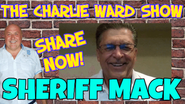 COMPASSION AND LIBERTY WITH SHERIFF MACK & CHARLIE WARD 5-5-2021