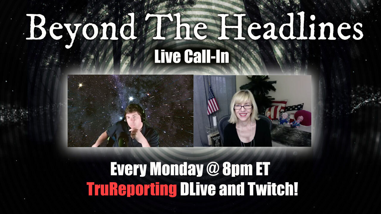 DEJA VU! WHAT IS IT? BEYOND THE HEADLINES! With THOMAS on TRU REPORTING! 4-5-2021