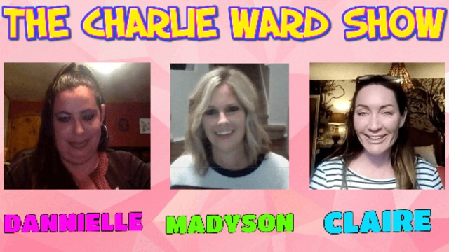 GOD'S CHILDREN ARE NOT FOR SALE. HUMAN TRAFFICKING WITH CLAIRE, DANEILLE, MADYSON & CHARLIE 5-5-2021